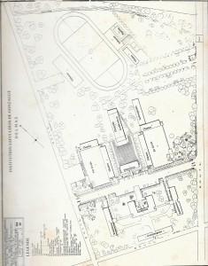 Le plan de l'ISLG à delmas 31-33